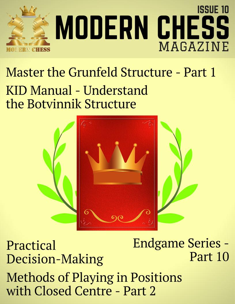 Modern Chess Magazine - Issue 10