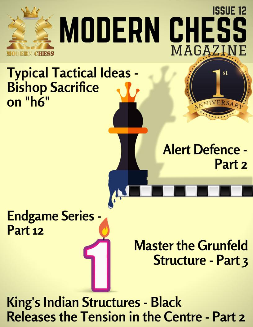 Modern Chess Magazine - Issue 12