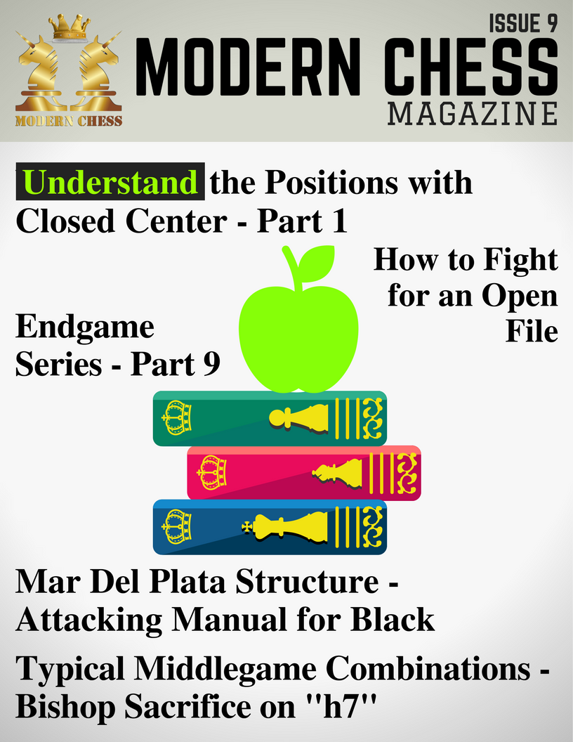 Modern Chess Magazine - Issue 9