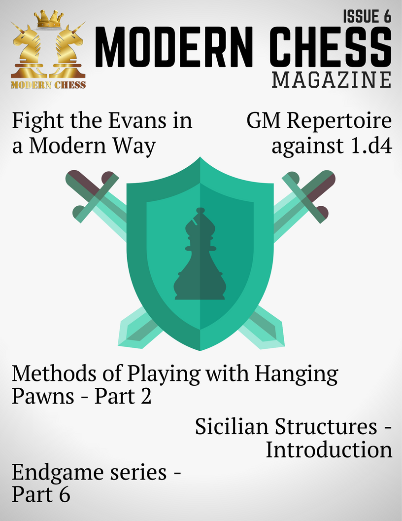 Modern Chess Magazine - Issue 6