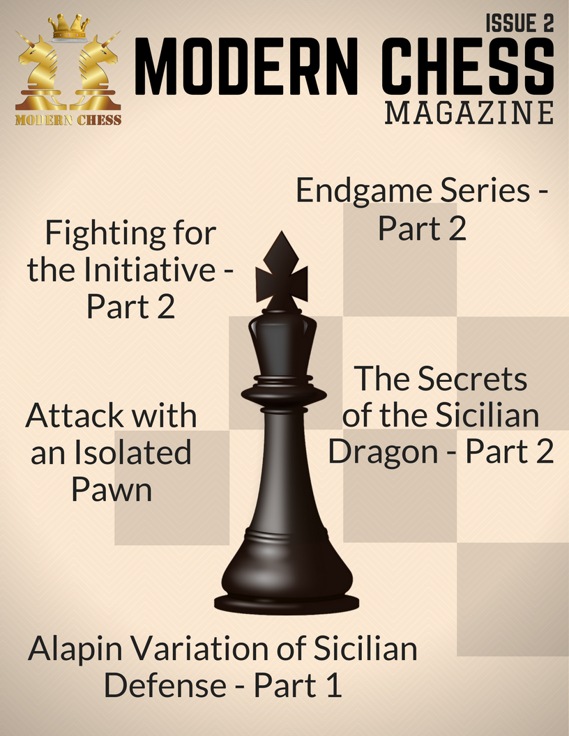Modern Chess Magazine - Issue 2