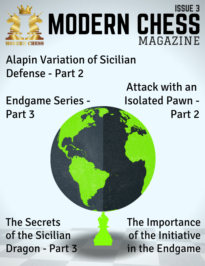 Modern Chess Magazine - Issue 3