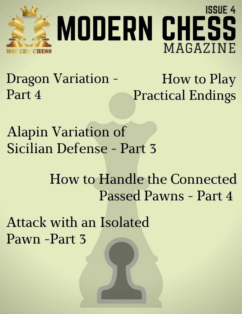 Modern Chess Magazine - Issue 4