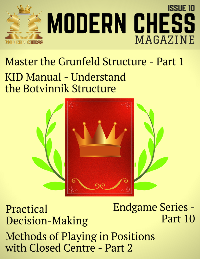 Modern Chess Magazine - Issue 10
