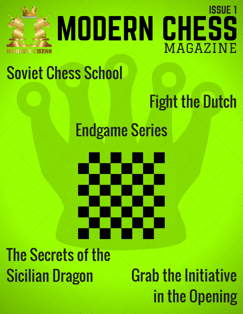 Modern Chess Magazine - Issue 1