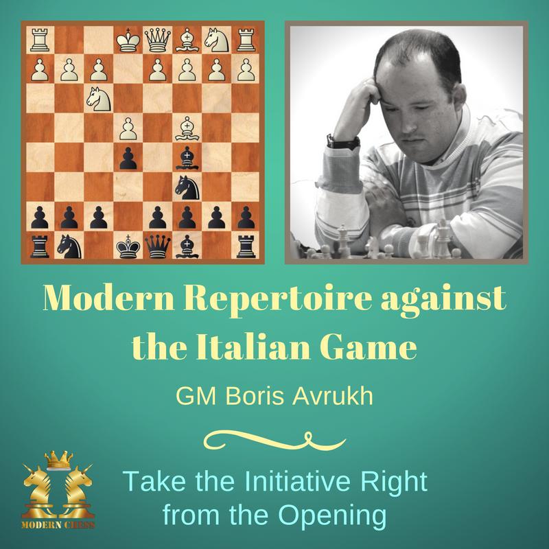 Modern Repertoire against the Italian Game