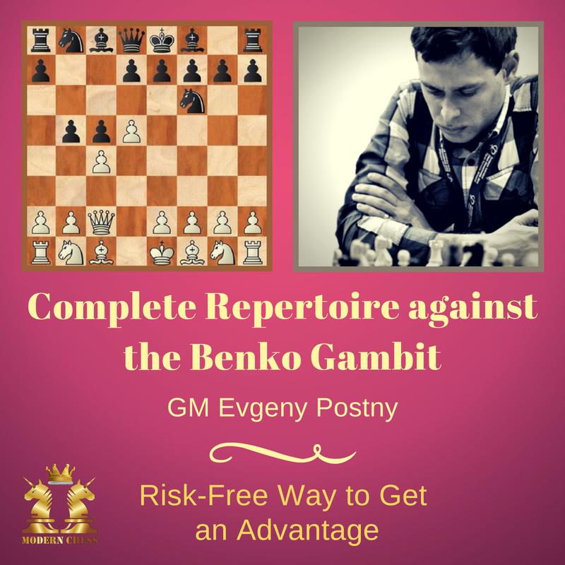Complete Repertoire against the Benko Gambit