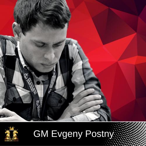 GM Evgeny Postny