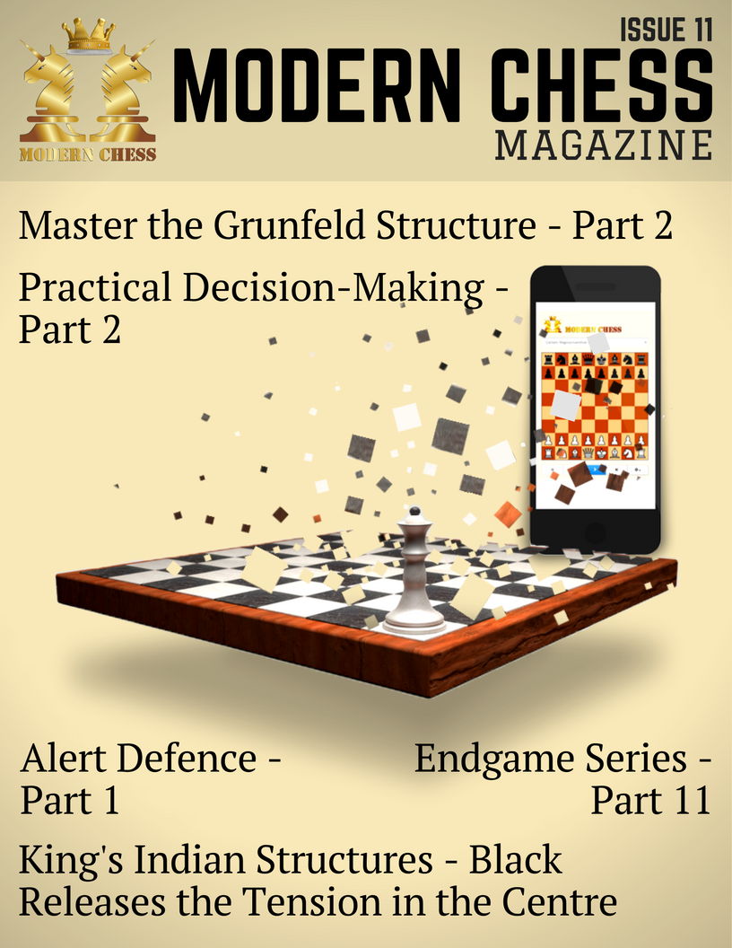 Modern Chess Magazine - Issue 11