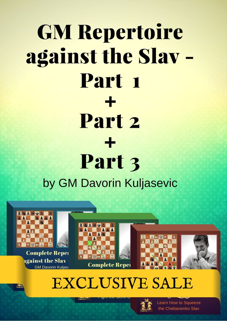 Slav Defense Complete Pack