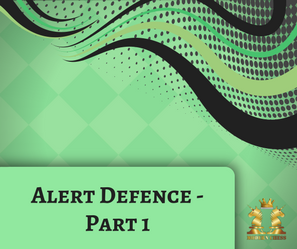Alert Defense - Part 1