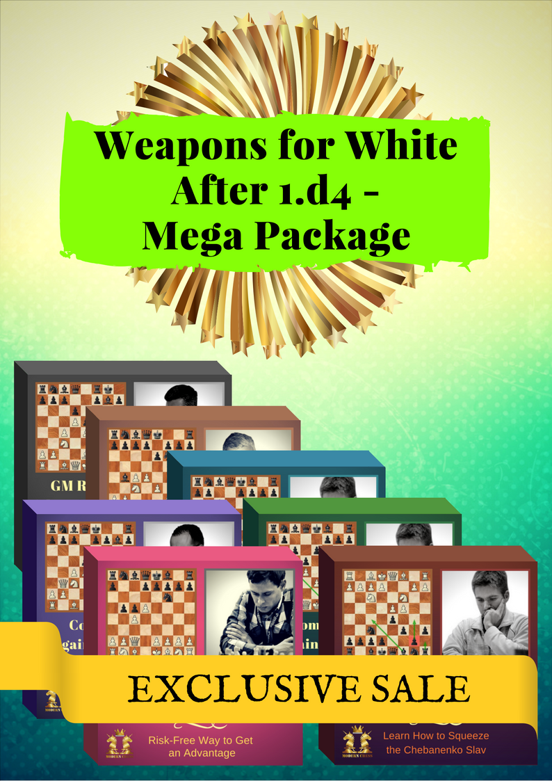 Weapons for White  After 1.d4 - Mega Package
