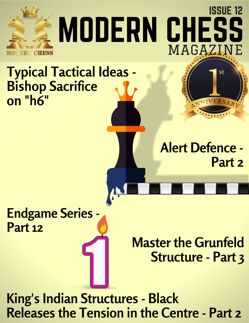 Modern Chess Magazine - Issue 12