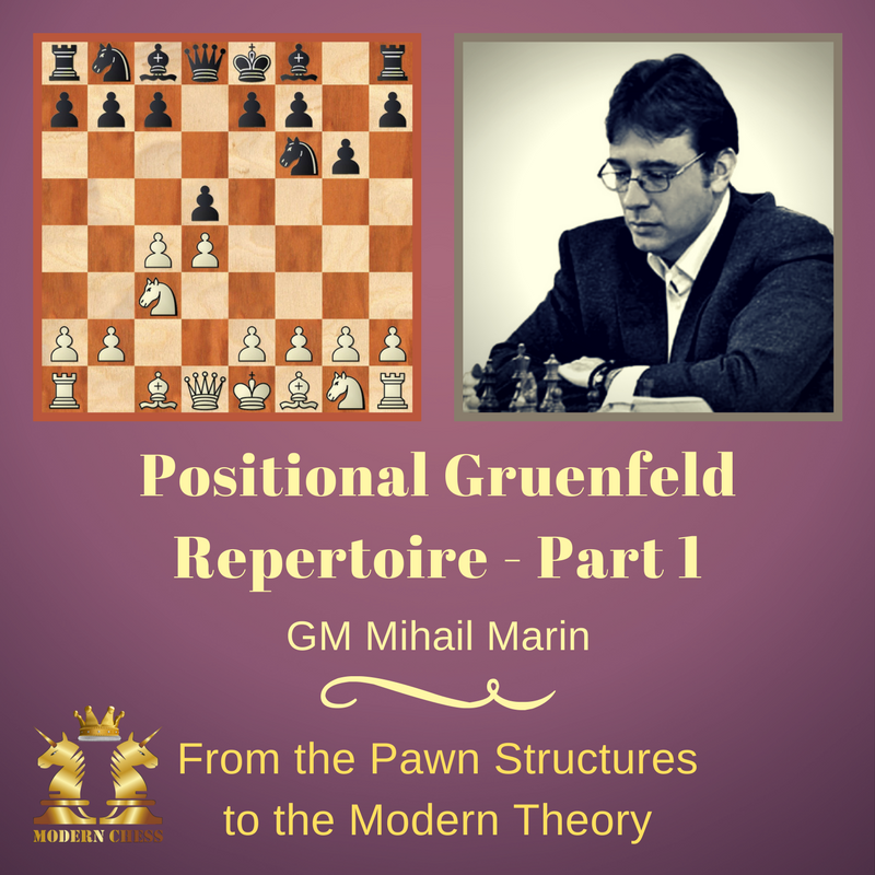 Positional Gruenfeld Repertoire - Part 1