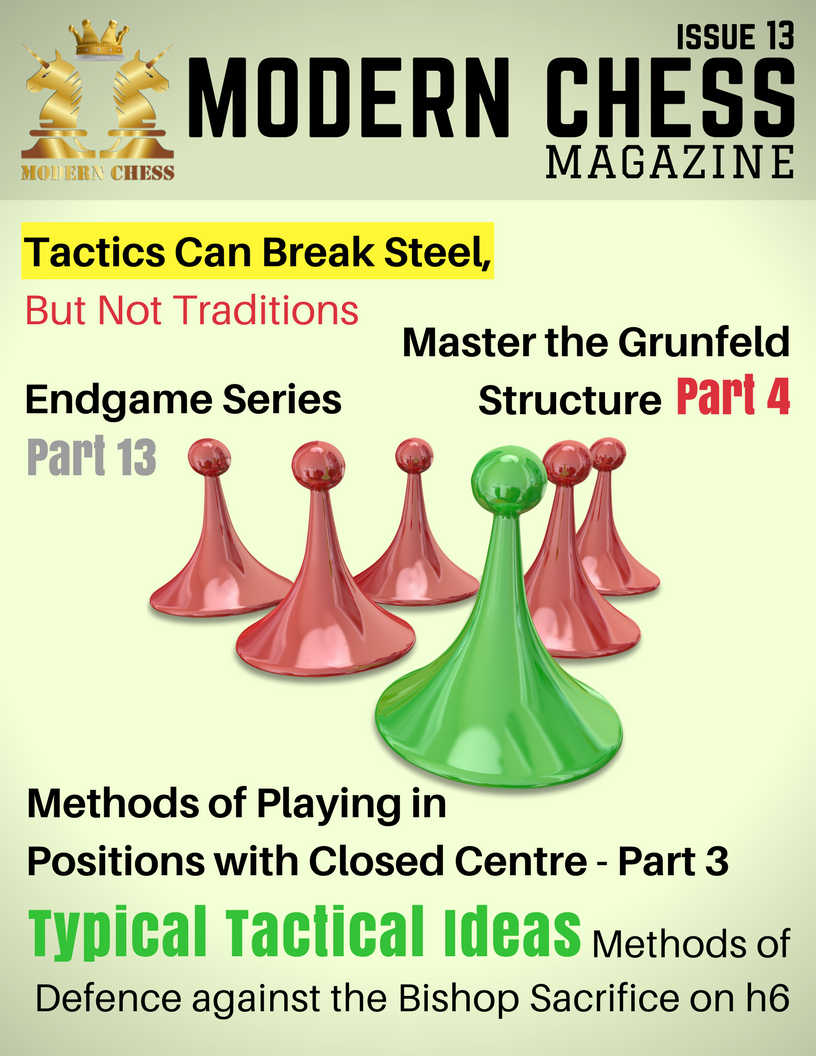 Modern Chess Magazine - Issue 13