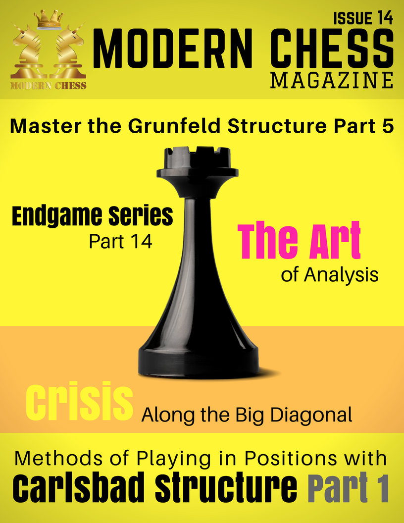 Modern Chess Magazine - Issue 14