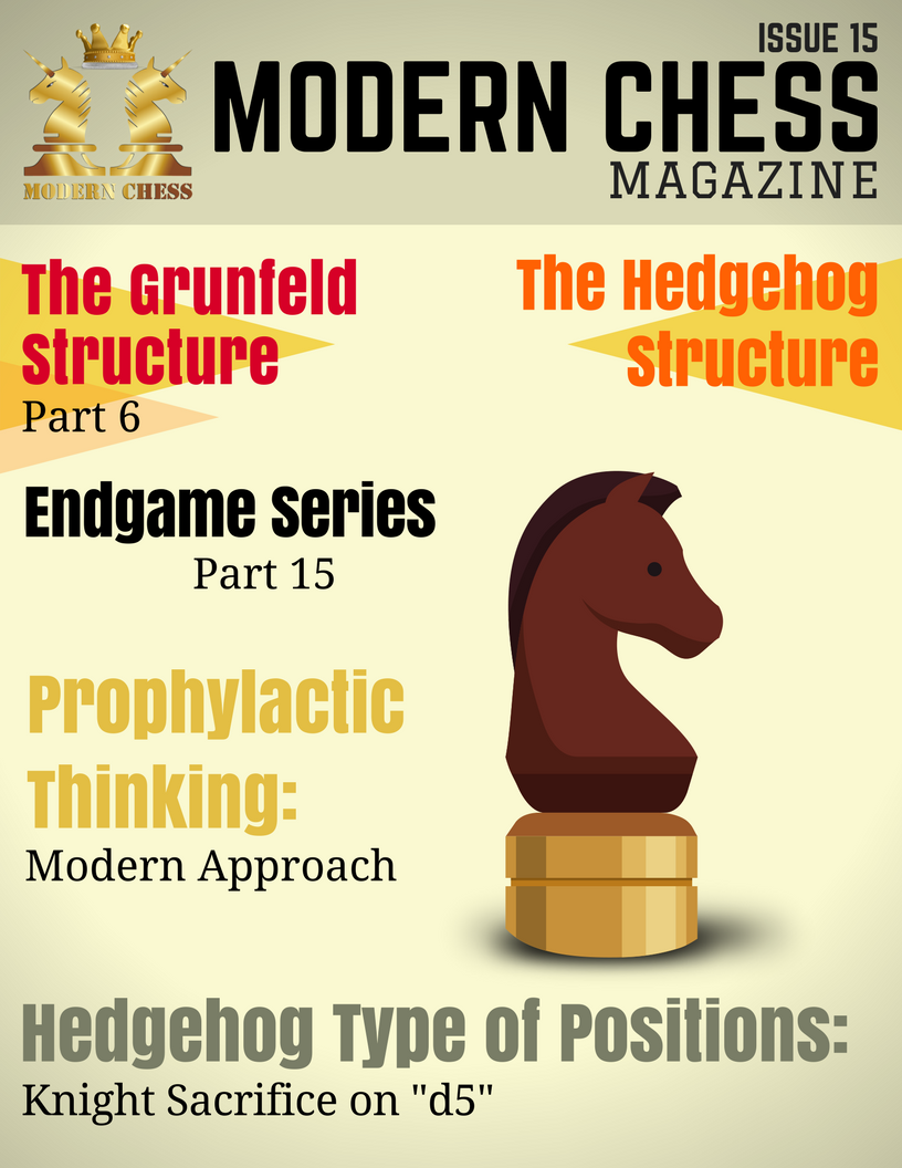 Modern Chess Magazine - Issue 15