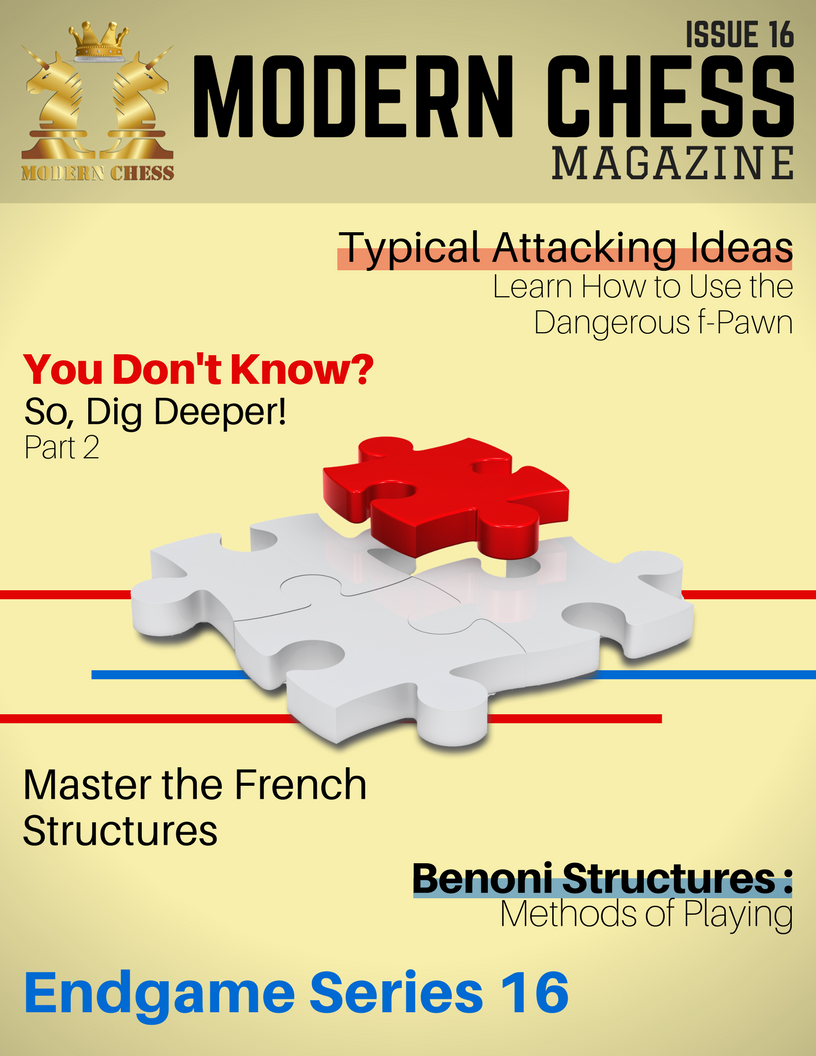 Modern Chess Magazine - Issue 16