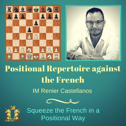 Positional Repertoire against the French