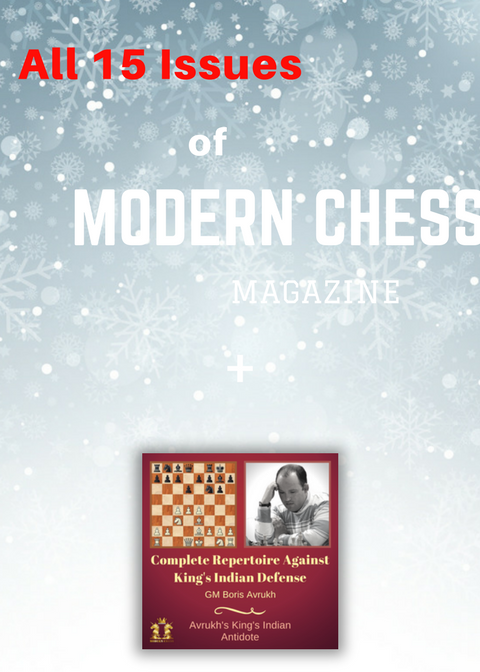 Modern Chess Magazine - All Issues + Complete Repertoire Against KID