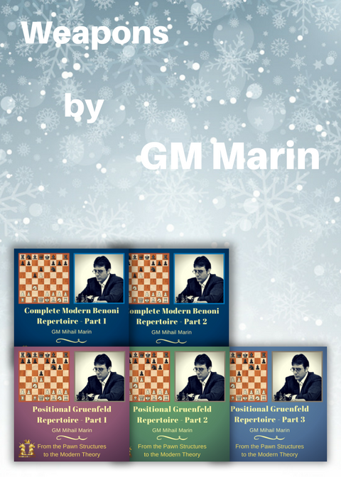 Aggressive Weapons Against 1.d4 by GM Mihail Marin