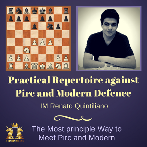 Practical Repertoire Against Pirc and Modern Defence