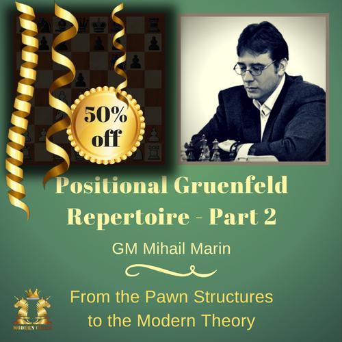Positional Gruenfeld Repertoire - Part 2
