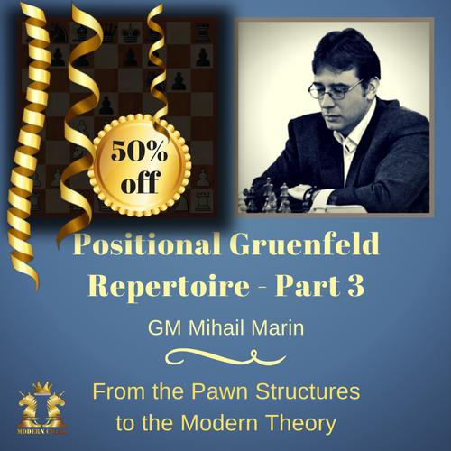 Positional Gruenfeld Repertoire - Part 3