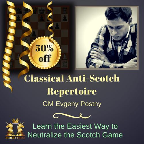 Classical Anti - Scotch Repertoire
