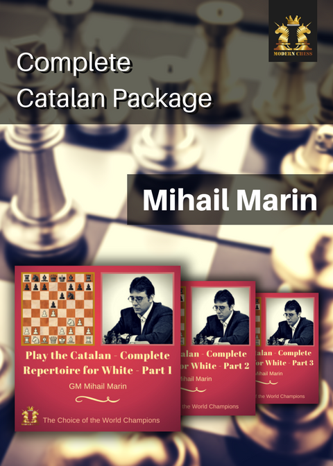 Complete Catalan Package - Part 1, 2, 3