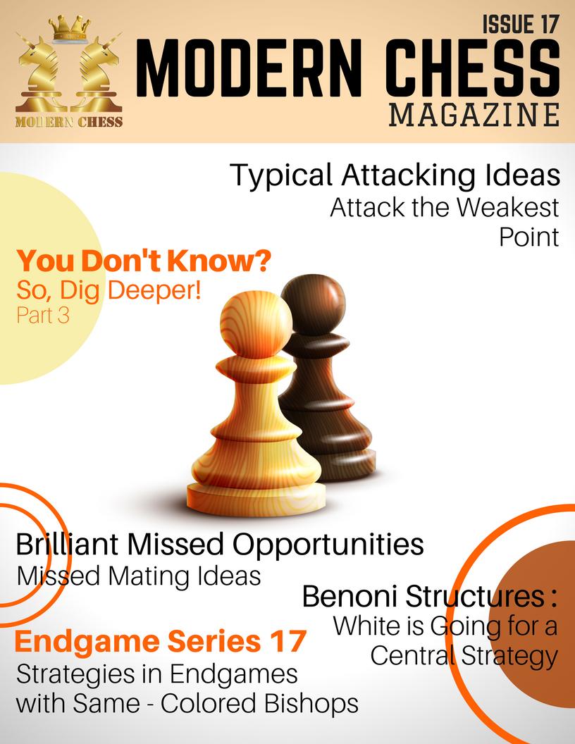 Modern Chess Magazine - Issue 17