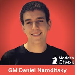 GM Daniel Naroditsky