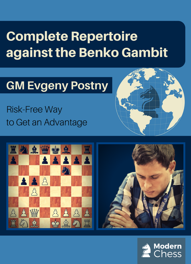 Complete Repertoire against the Benko Gambit