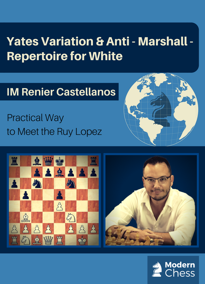 Yates Variation and Anti - Marshall - Repertoire for White