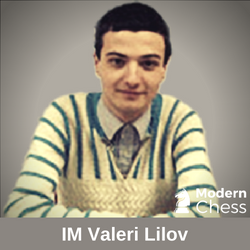IM Valeri Lilov