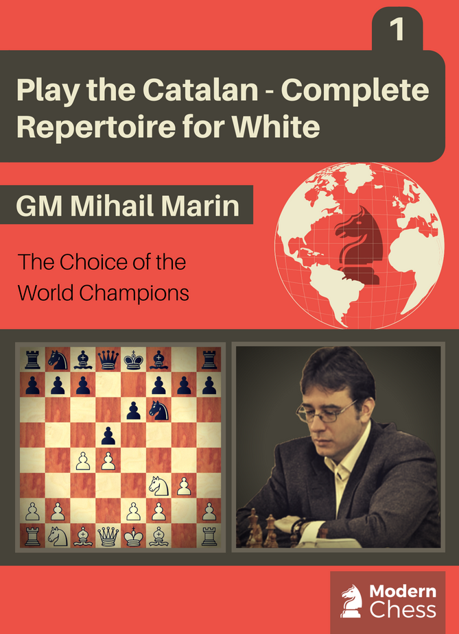Play The Catalan - Complete Repertoire for White - Part 1