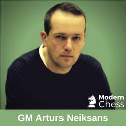 GM Arturs Neiksans