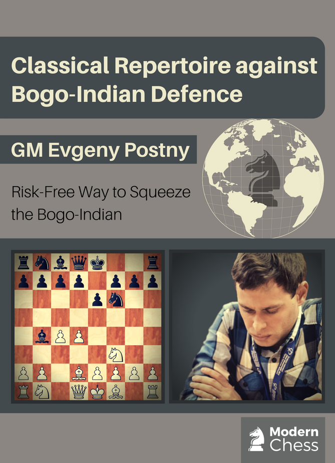 Classical Repertoire Against Bogo - Indian Defence
