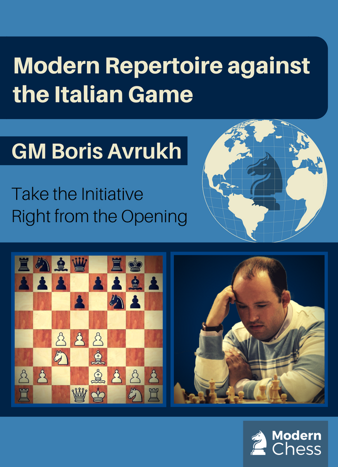 Modern Repertoire against the Italian Game