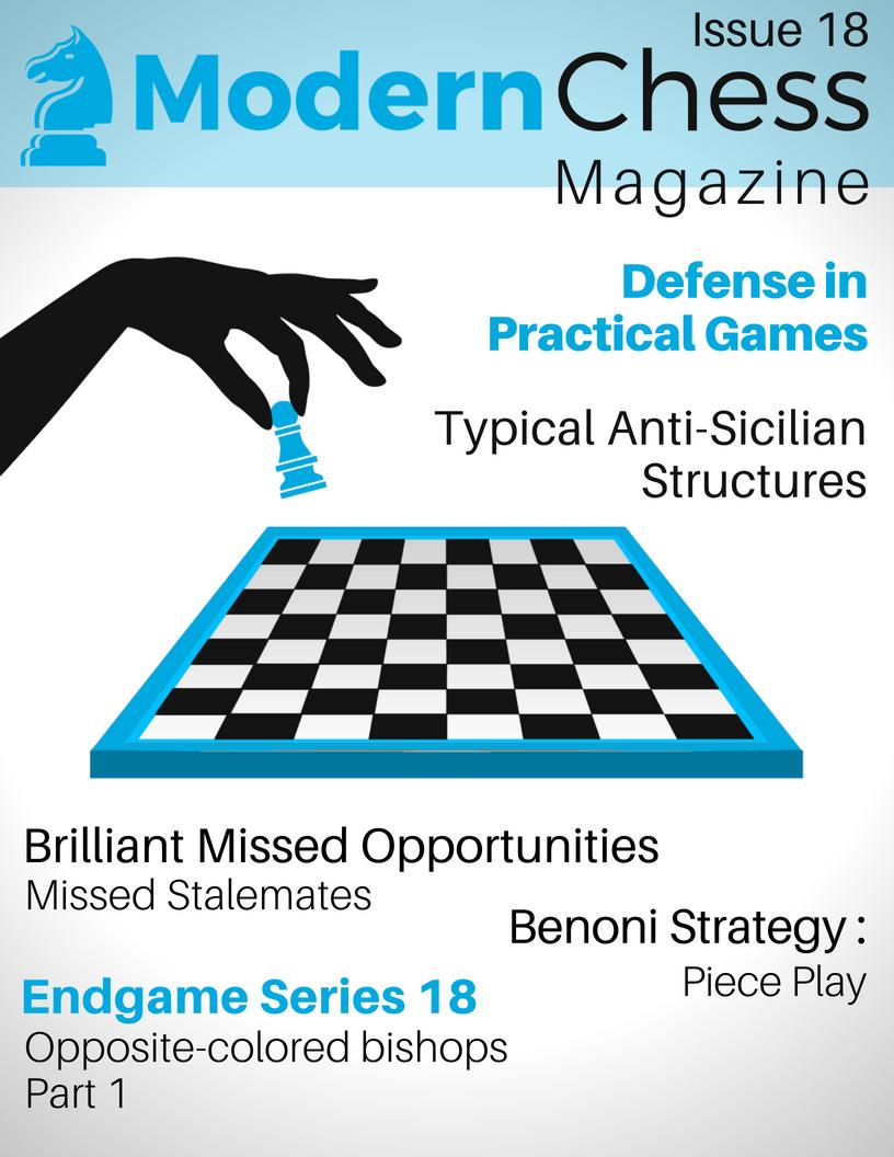 Modern Chess Magazine - Issue 18