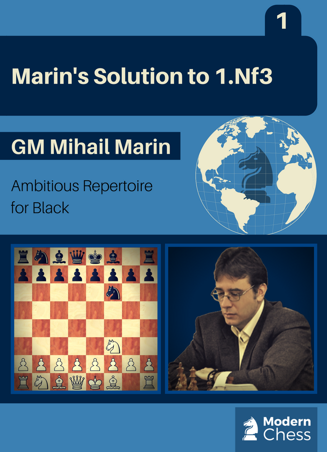Marin's Solution to 1.Nf3 - Part 1