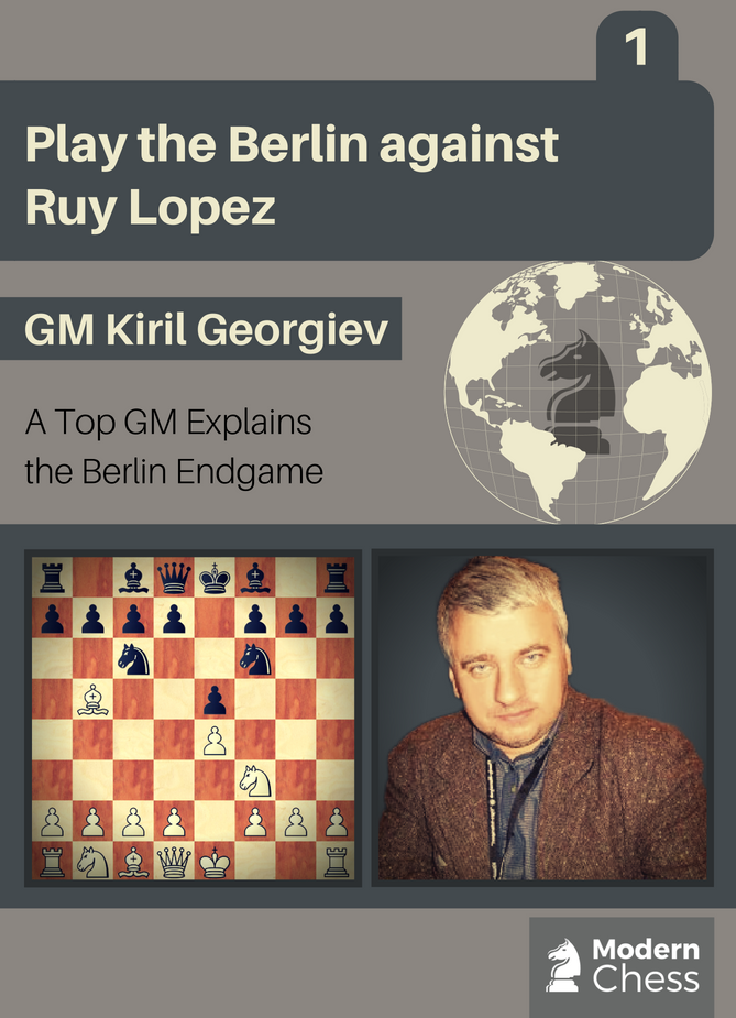 Play the Berlin against Ruy Lopez - Part 1