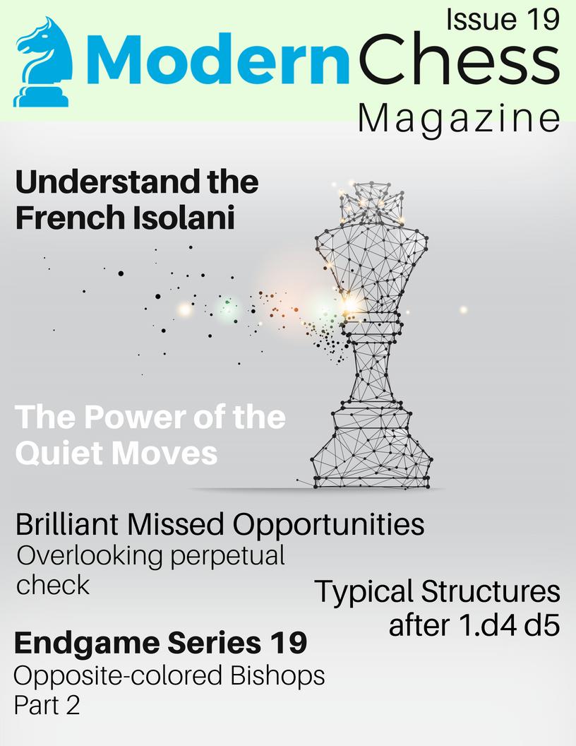 Modern Chess Magazine - Issue 19