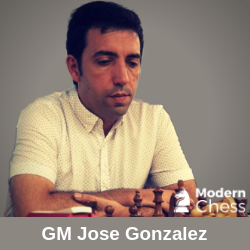 GM Jose Gonzalez