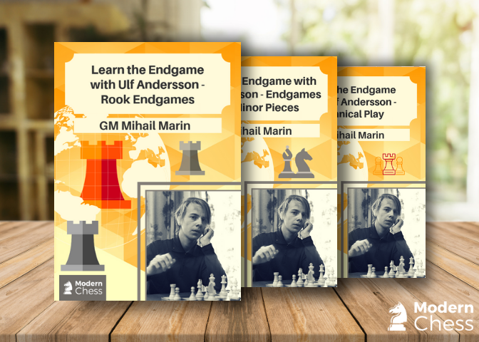 Learn the Endgame with Ulf Andersson - Full Package
