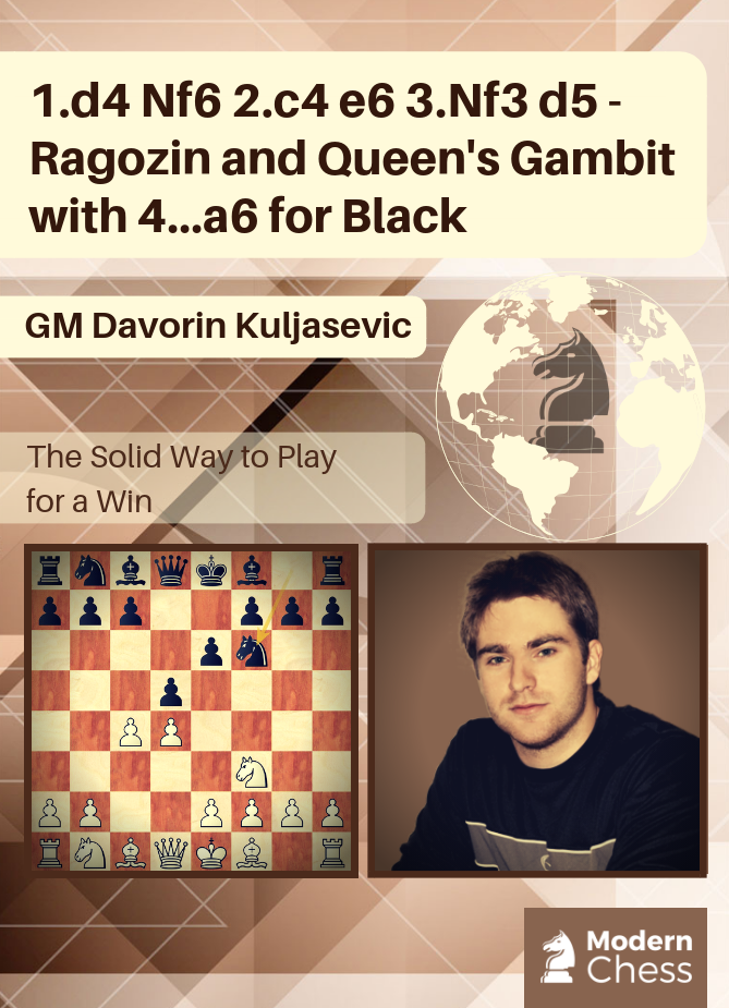 1.d4 Nf6 2.c4 e6 3.Nf3 d5 - Ragozin and Queen's Gambit with 4...a6 for Black
