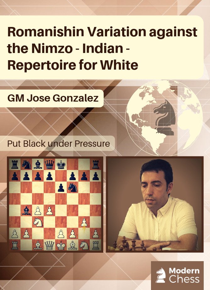 Romanishin Variation against the Nimzo-Indian - Repertoire for White