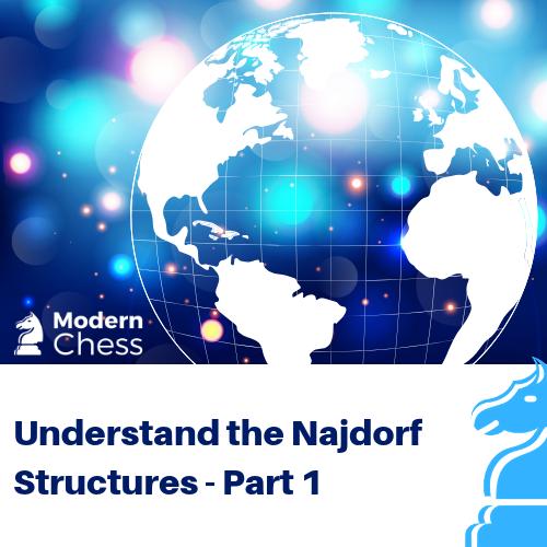 Understand the Najdorf Structures - Part 1