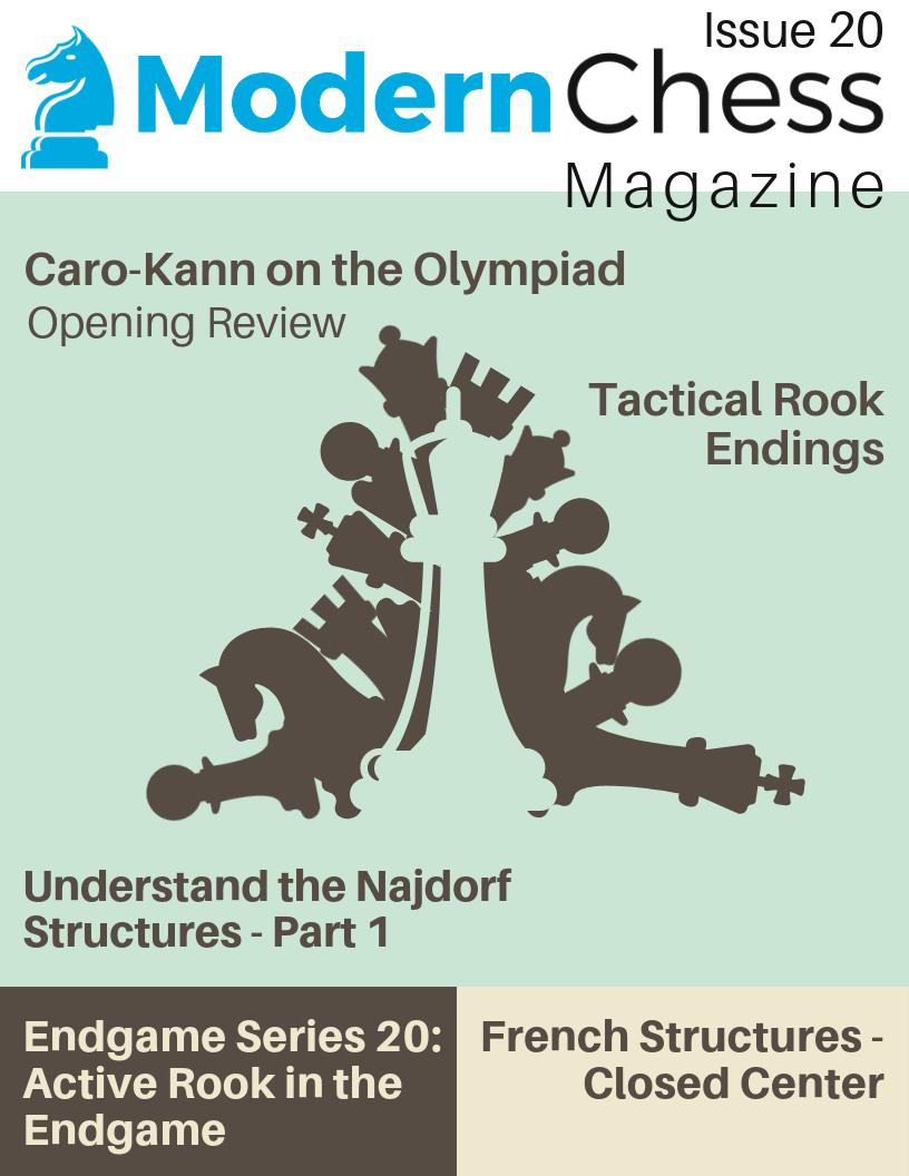 Modern Chess Magazine - Issue 20