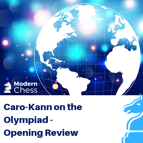 Caro-Kann at the Olympiad - Opening Review